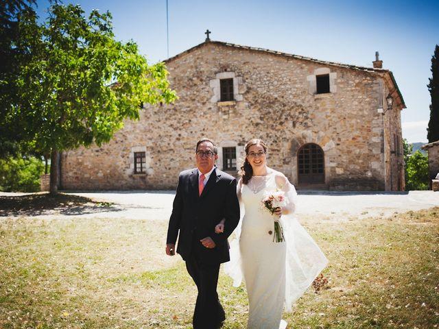 La boda de Jordi y Mercé en Sant Ferriol, Girona 21