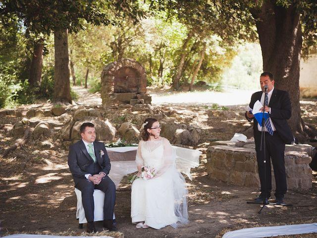 La boda de Jordi y Mercé en Sant Ferriol, Girona 25