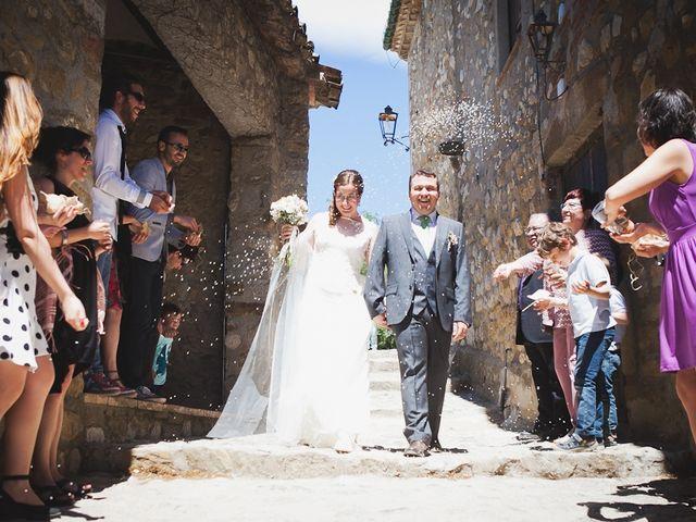 La boda de Jordi y Mercé en Sant Ferriol, Girona 30