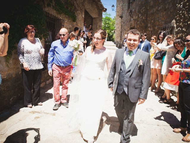 La boda de Jordi y Mercé en Sant Ferriol, Girona 31