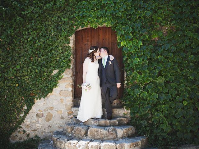 La boda de Jordi y Mercé en Sant Ferriol, Girona 36