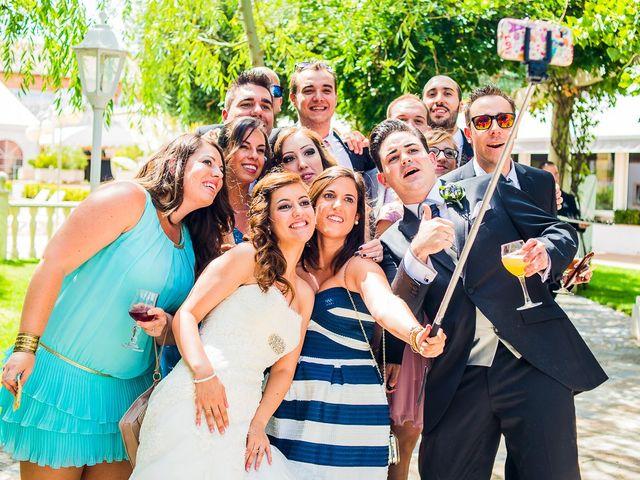 La boda de Jose y Bea en Illescas, Toledo 17