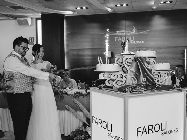 La boda de Javi y Verónica  en Lorca, Murcia 2