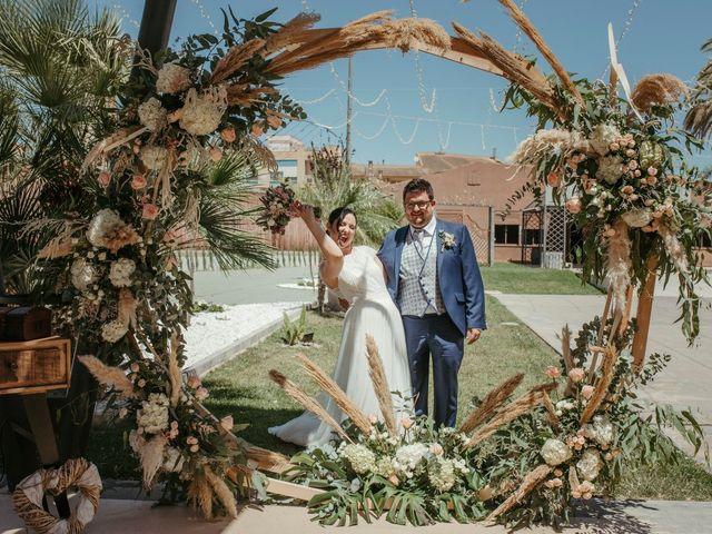 La boda de Verónica  y Javi