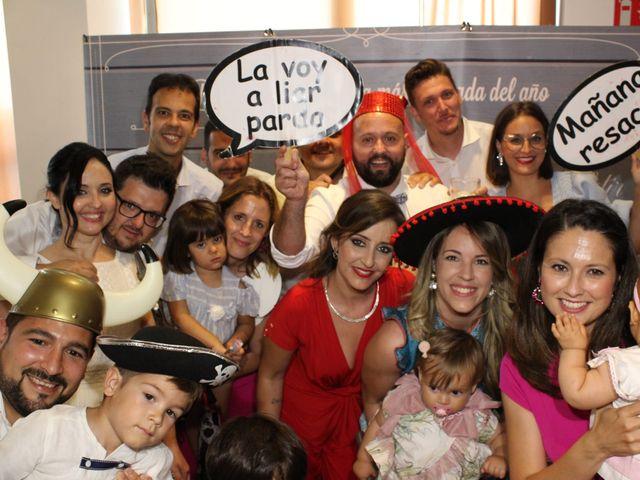 La boda de Javi y Verónica  en Lorca, Murcia 4