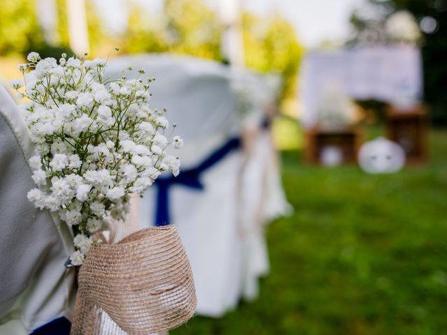 La boda de Jon y Judit en Quejana, Álava 6