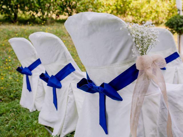 La boda de Jon y Judit en Quejana, Álava 7
