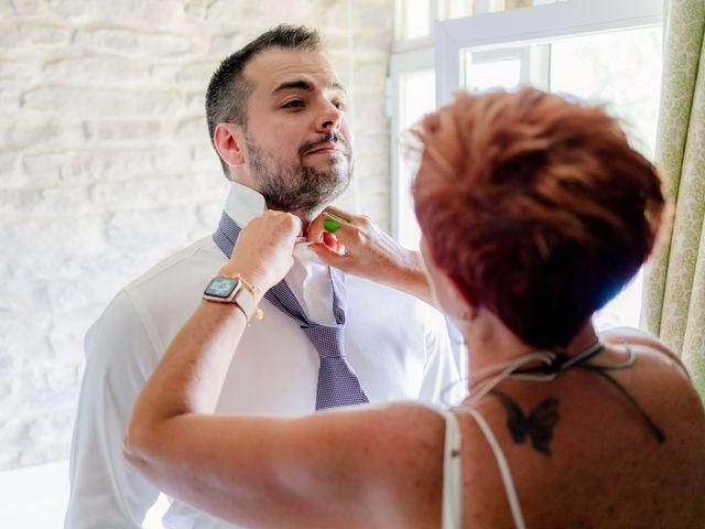 La boda de Jon y Judit en Quejana, Álava 22
