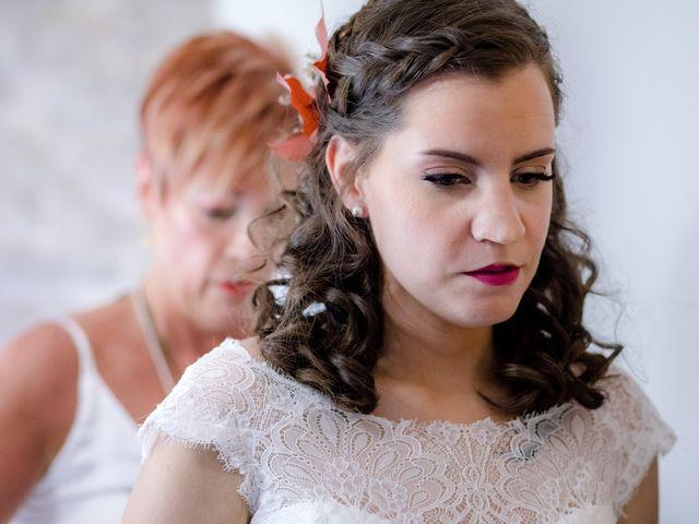La boda de Jon y Judit en Quejana, Álava 30