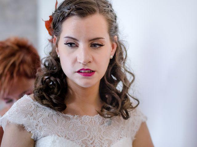 La boda de Jon y Judit en Quejana, Álava 32