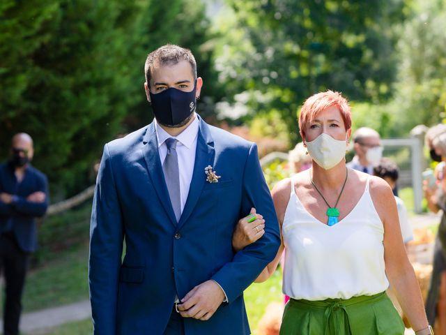 La boda de Jon y Judit en Quejana, Álava 35