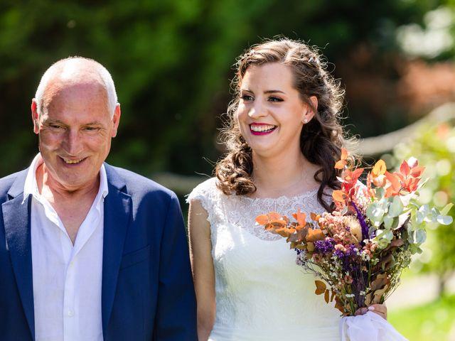 La boda de Jon y Judit en Quejana, Álava 36