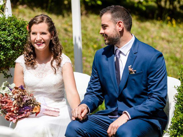 La boda de Jon y Judit en Quejana, Álava 37