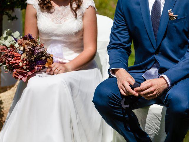 La boda de Jon y Judit en Quejana, Álava 38