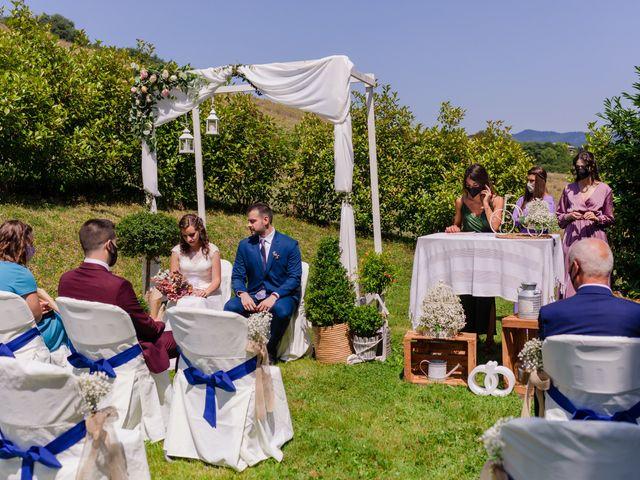 La boda de Jon y Judit en Quejana, Álava 39