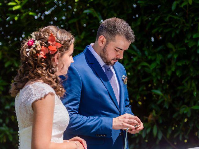 La boda de Jon y Judit en Quejana, Álava 41