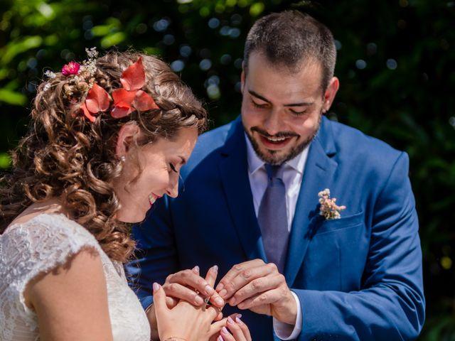 La boda de Jon y Judit en Quejana, Álava 43