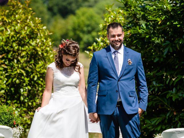 La boda de Jon y Judit en Quejana, Álava 45
