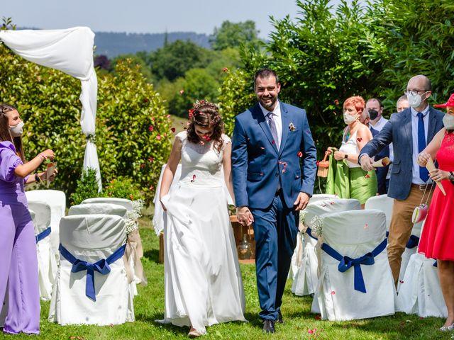 La boda de Jon y Judit en Quejana, Álava 46