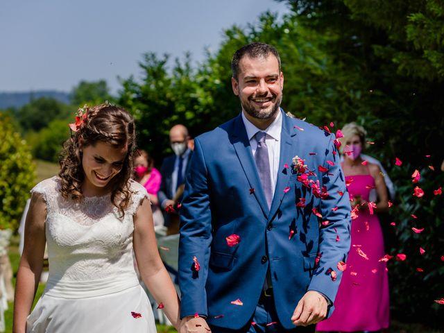 La boda de Jon y Judit en Quejana, Álava 47
