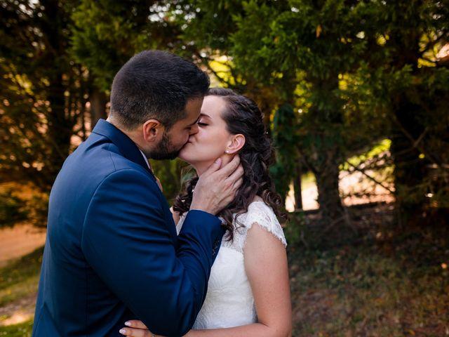 La boda de Jon y Judit en Quejana, Álava 48