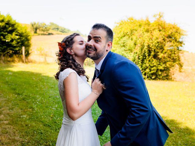 La boda de Jon y Judit en Quejana, Álava 51