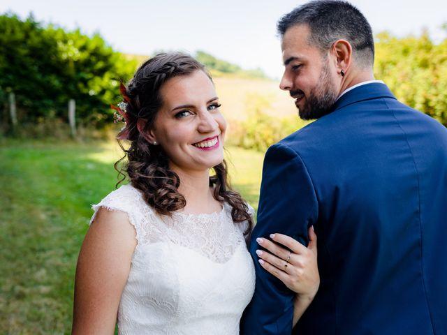 La boda de Jon y Judit en Quejana, Álava 52