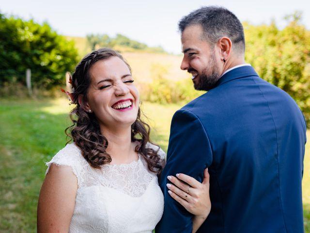 La boda de Jon y Judit en Quejana, Álava 53