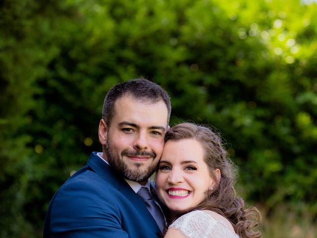 La boda de Jon y Judit en Quejana, Álava 54