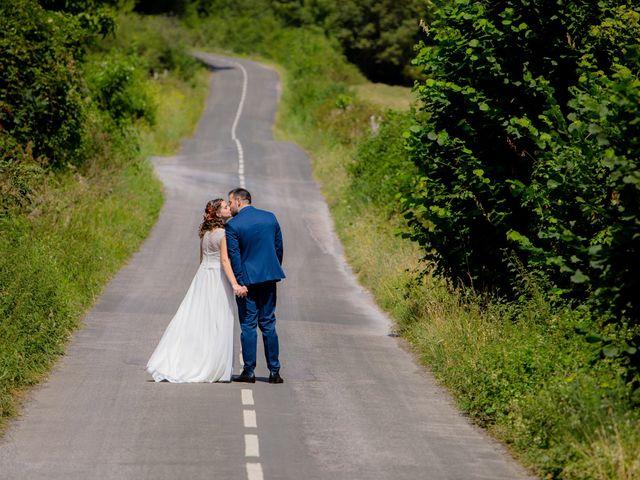 La boda de Jon y Judit en Quejana, Álava 1