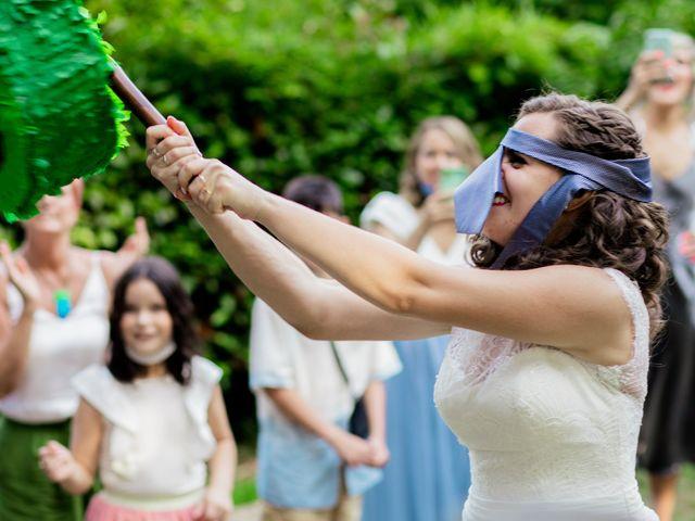 La boda de Jon y Judit en Quejana, Álava 60