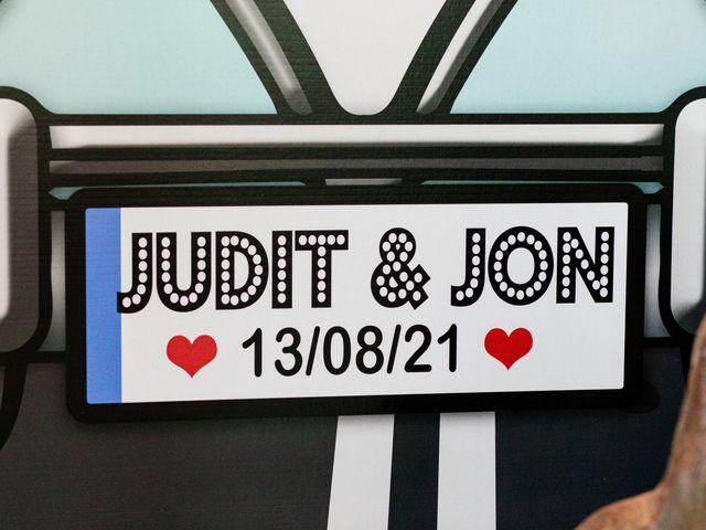 La boda de Jon y Judit en Quejana, Álava 64