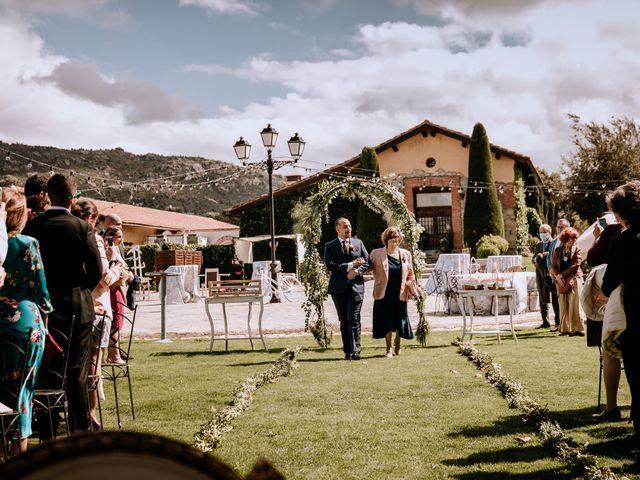 La boda de Jose y Lucía en Collado Villalba, Madrid 8