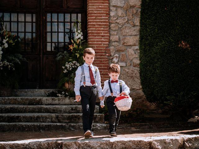 La boda de Jose y Lucía en Collado Villalba, Madrid 9