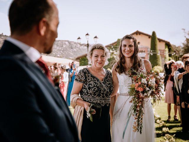 La boda de Jose y Lucía en Collado Villalba, Madrid 11