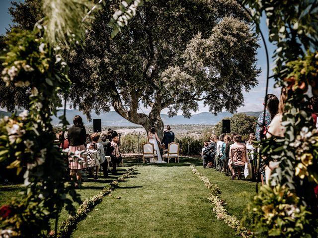 La boda de Jose y Lucía en Collado Villalba, Madrid 13