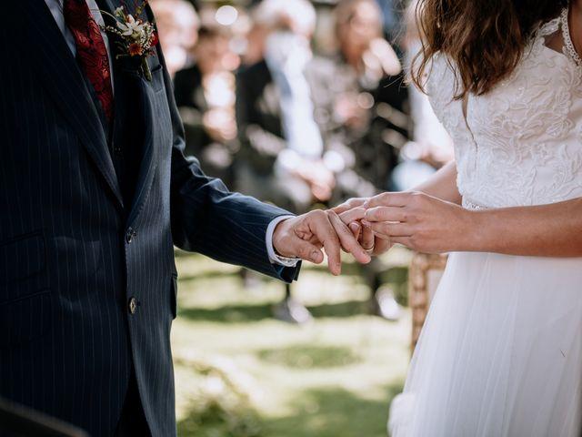 La boda de Jose y Lucía en Collado Villalba, Madrid 14