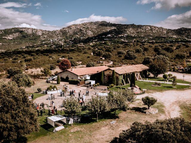 La boda de Jose y Lucía en Collado Villalba, Madrid 17