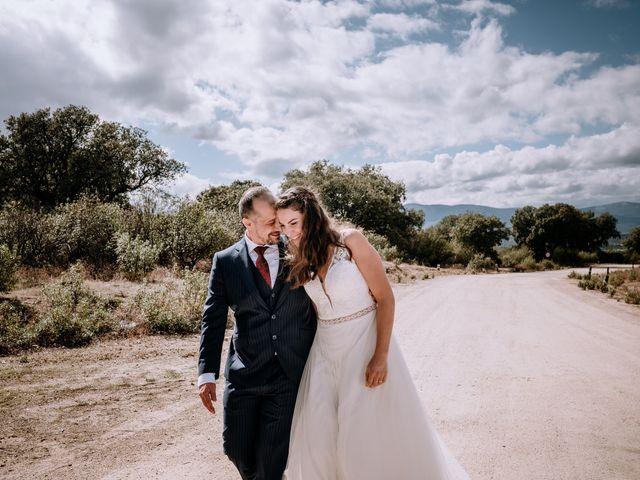 La boda de Jose y Lucía en Collado Villalba, Madrid 18
