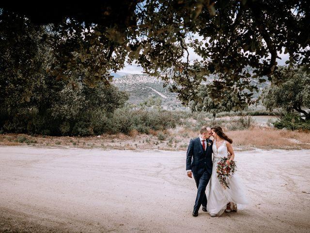 La boda de Jose y Lucía en Collado Villalba, Madrid 19