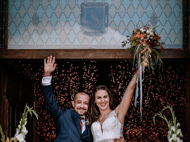 La boda de Jose y Lucía en Collado Villalba, Madrid 21