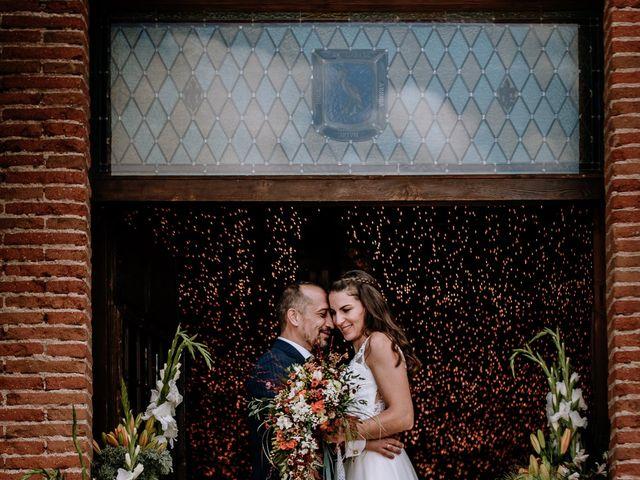 La boda de Jose y Lucía en Collado Villalba, Madrid 22