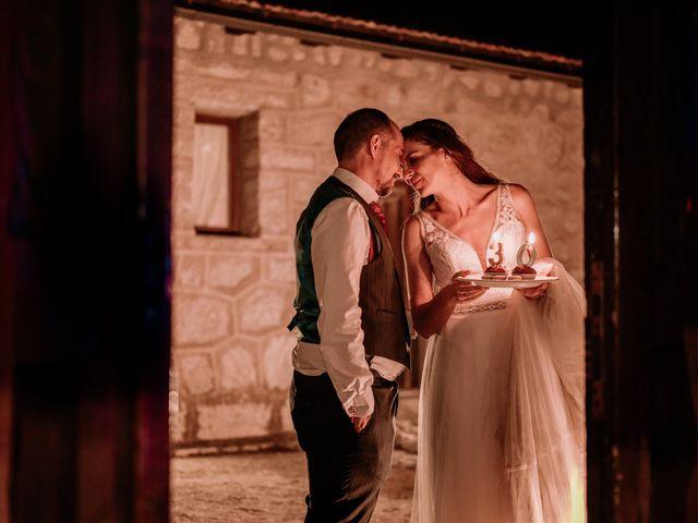 La boda de Jose y Lucía en Collado Villalba, Madrid 29