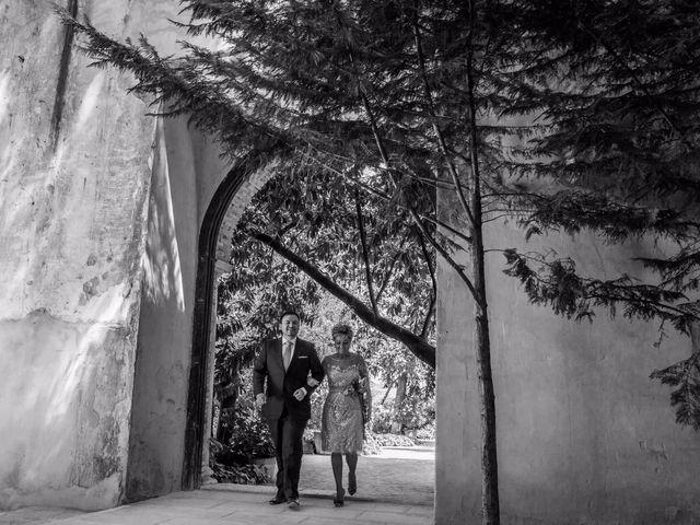 La boda de Alfonso y Esther en Lupiana, Guadalajara 3