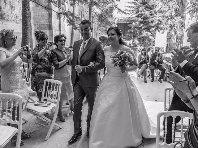 La boda de Alfonso y Esther en Lupiana, Guadalajara 6