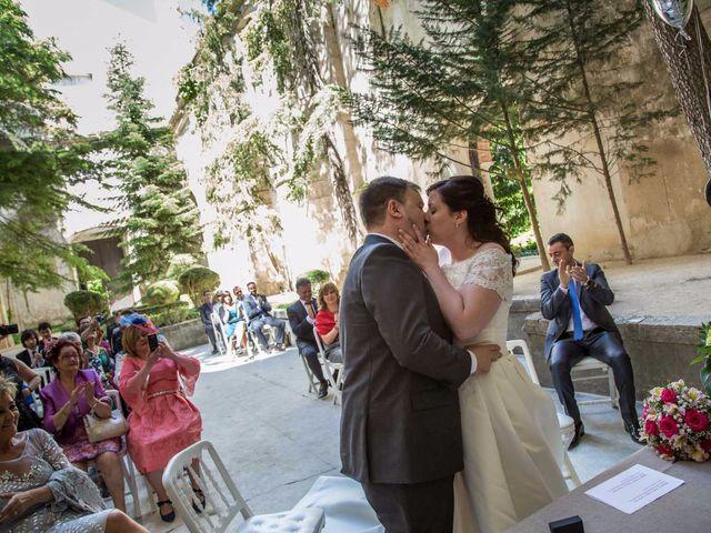 La boda de Alfonso y Esther en Lupiana, Guadalajara 8
