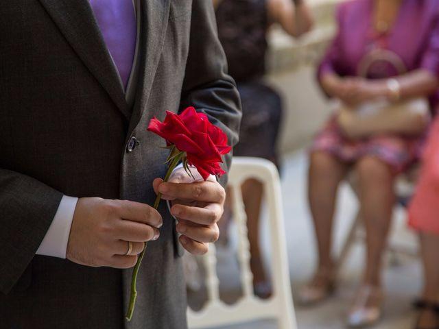 La boda de Alfonso y Esther en Lupiana, Guadalajara 9