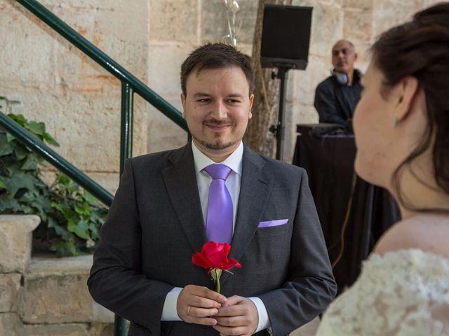 La boda de Alfonso y Esther en Lupiana, Guadalajara 10