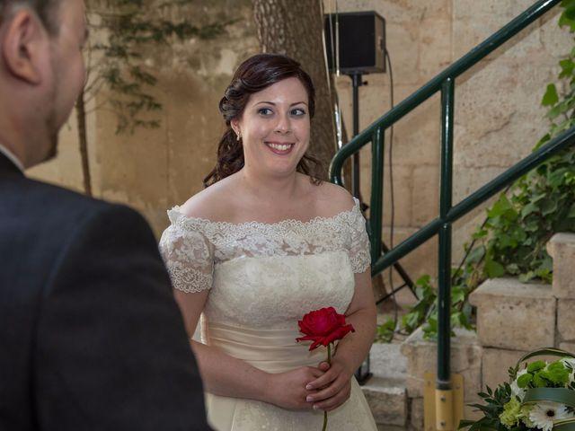 La boda de Alfonso y Esther en Lupiana, Guadalajara 11