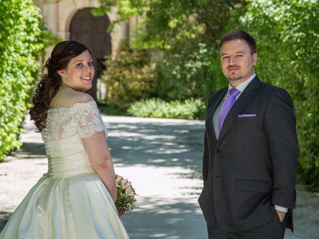 La boda de Alfonso y Esther en Lupiana, Guadalajara 17